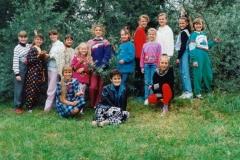 """1995m. pirmieji """"O lia lia"""" dainininkai"""